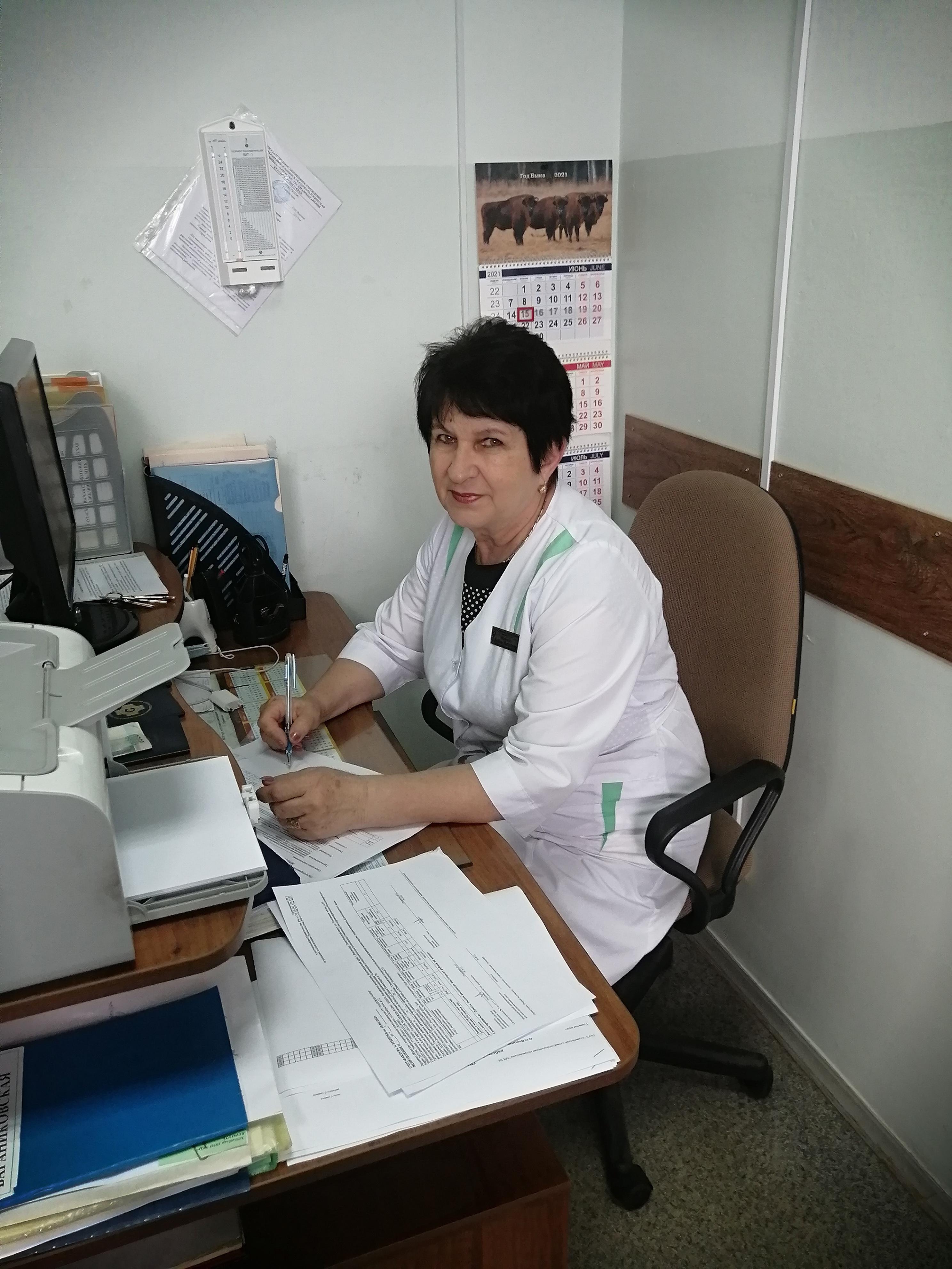 Веретина Светлана Николаевна